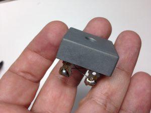 Ponte retificador de diodos