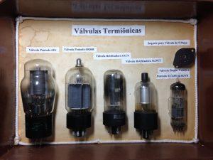 Válvulas termiônicas