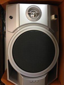 Amplificador caseiro para MP3